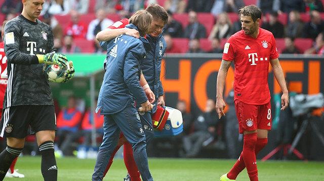 Bayern Münih'te Süle şoku: Sezonu kapattı