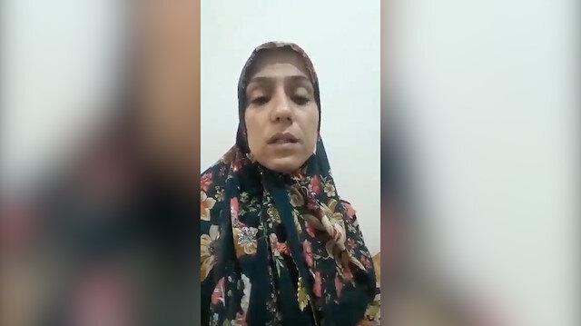 Evlat nöbetindeki anne Ayşegül Biçer: Beni kız çocuklarımla tehdit ediyorlar