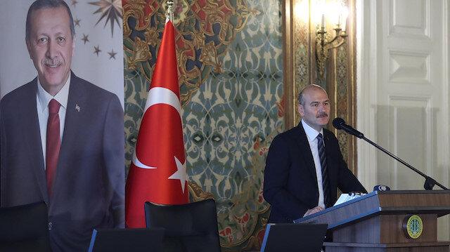 Kaçak göçmen çalıştıranlara seslenen İçişleri Bakanı Süleyman Soylu: Kölelik düzenine esir olmayın bedelini ağır ödersiniz