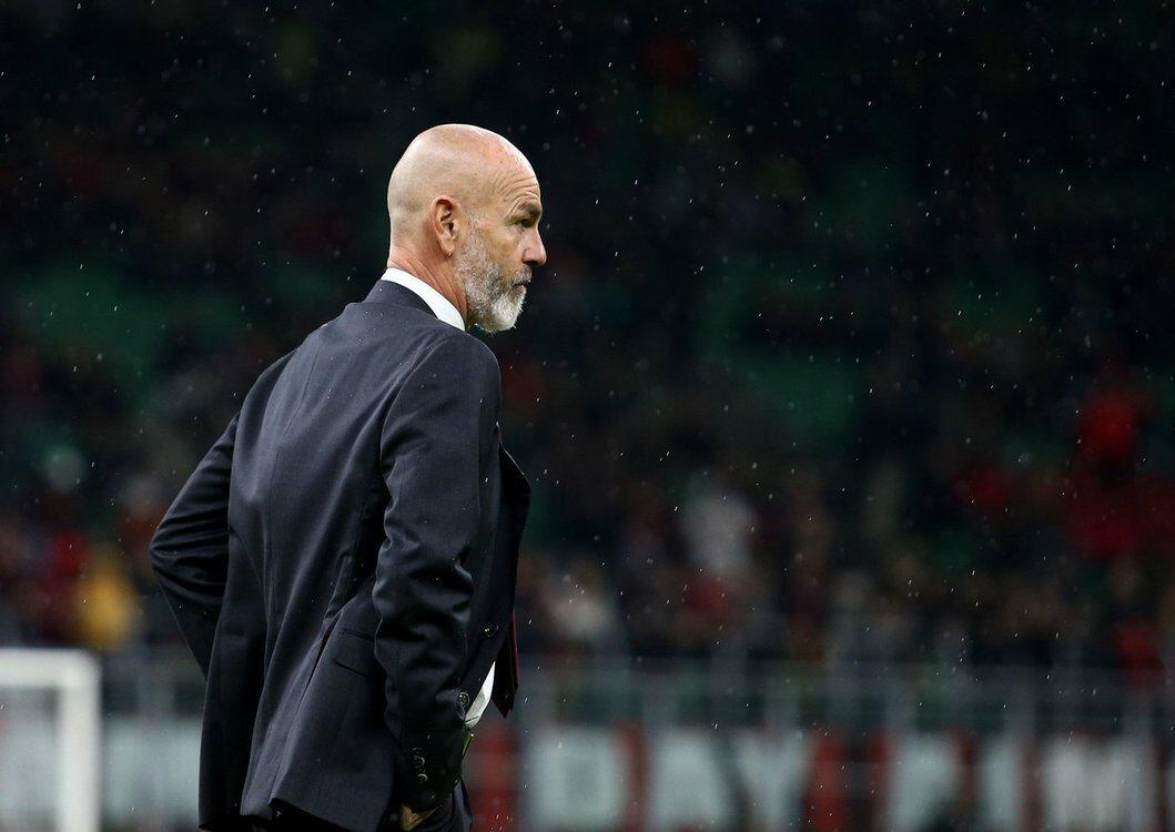 Milan Teknik Direktörü Stefano Pioli