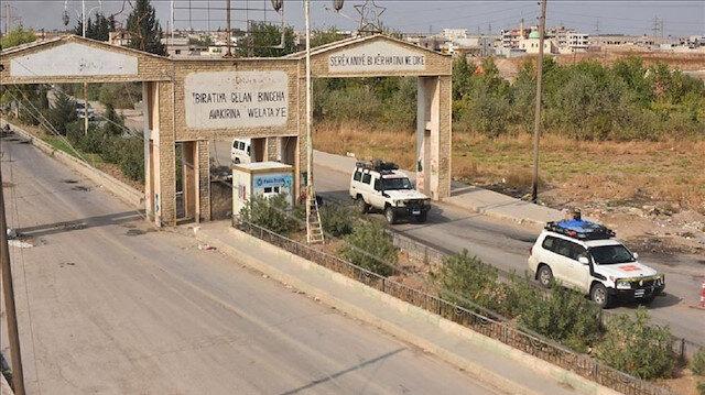 تركيا تسمح للإرهابيين المصابين في رأس العين بمغادرتها