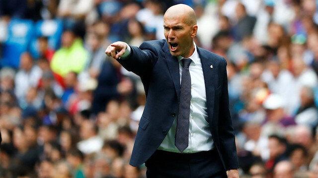 Galatasaray Real Madrid'de Zinedine Zidane'ın kaderini belirleyecek