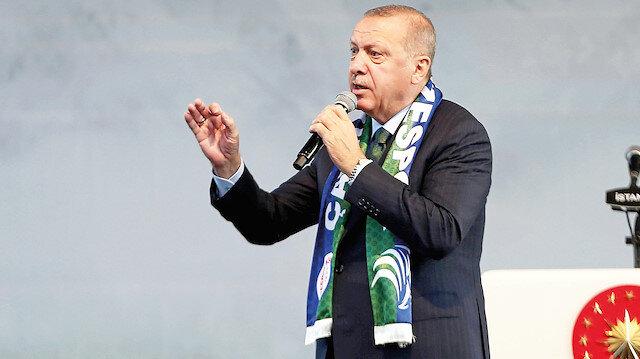 Türkiye'nin başını dik tutacağız