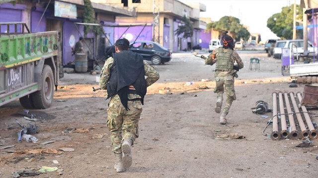 YPG/PKK'lı teröristler Suriye Milli Ordusu'na saldırdı: 3 SMO askeri şehit oldu
