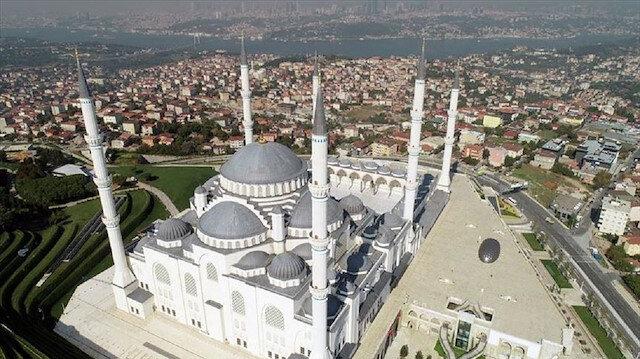 """جامع """"تشاملجه"""".. الأكبر في تركيا وصرح يذكر بعظمة زمن السلاطين"""