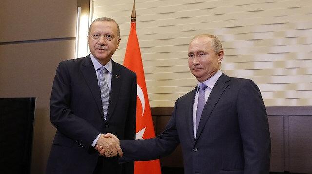 أردوغان: لقائي مع بوتين سيوفر فرصة قوية لبحث السلام بسوريا