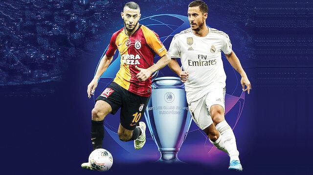 Galatasaray dalya peşinde, rakip Real Madrid