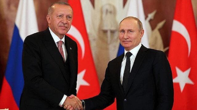 بوتين: لقاءاتنا مع تركيا حول أوضاع المنطقة ستكون مثمرة