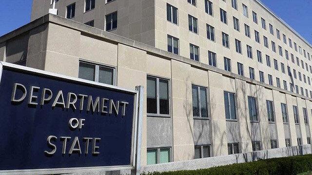 ABD'de skandallar bitmiyor: Dışişleri Bakanlığı Barış Pınarı Harekatı karşıtı metinleri dağıtıyor