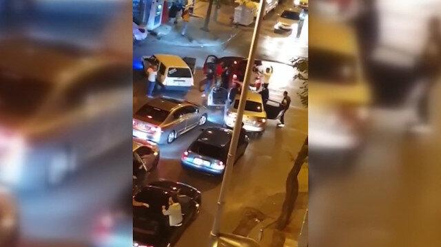 İstanbul trafiğinde 'eğlence' çilesi