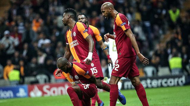 Galatasaray-Real Madrid: 0-1