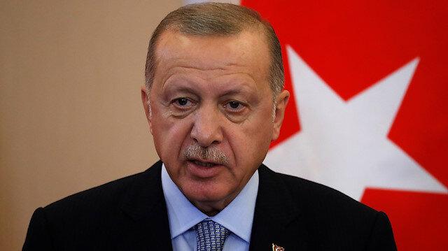 Erdoğan: YPG/PKK will not stay in Syria border region in 'regime clothes'