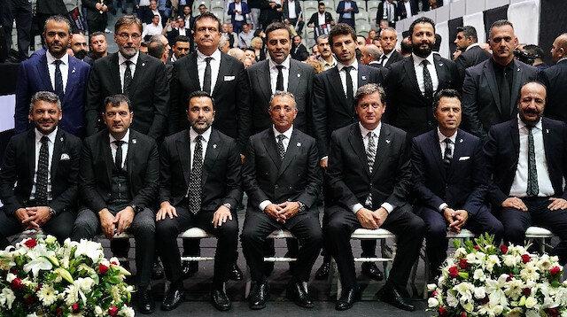 Beşiktaş Yönetimi'nden 1 milyon TL'lik alışveriş