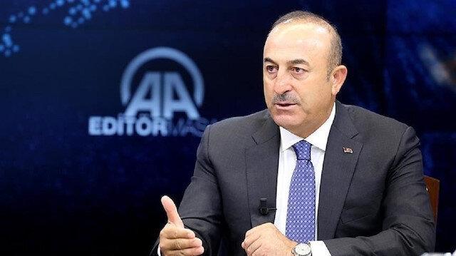 تشاووش أوغلو: تركيا لا تناقش تنقيبات أية دولة في جرفها القاري