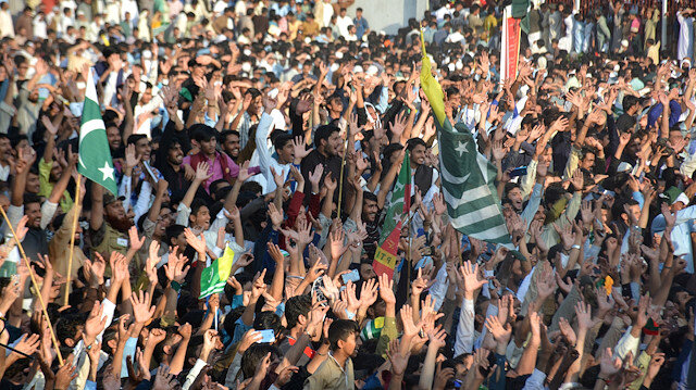One killed in Pakistani Kashmir protests