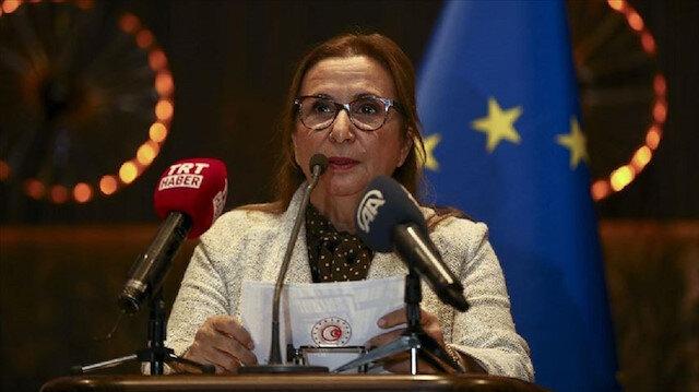 وزيرة تركية: أنقرة وبودابست حليفان يتشاركان أهداف تحقيق السلام