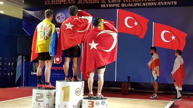 أردوغان يهنئ الرباعين الأتراك بفوزهم بالميداليات الذهبية