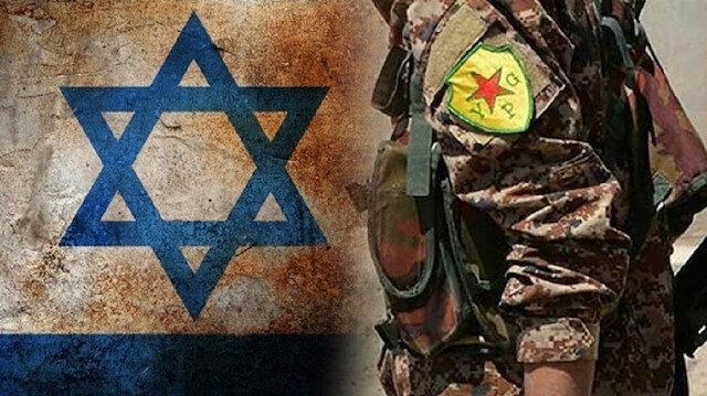 YPG/PKK terrorists seek Israel's help against Turkey
