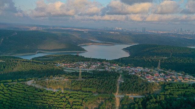 """غابة """"كَنْتْ أُورمَاني"""" بإسطنبول.. نشاطات رياضية وأجواء ساحرة"""