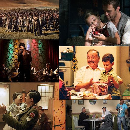 Box Office verilerine göre Türkiye'de bugüne kadar en çok izlenen 25 film