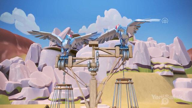 Bulmaca Kulesi: Dev Kuşun Gizemi vizyona giriyor