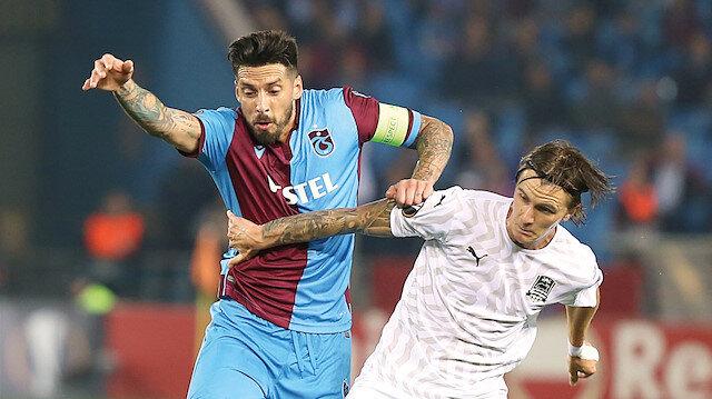 Trabzonspor 0-2 Krasnodar