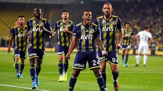 Fenerbahçe-Konyaspor: 5-1