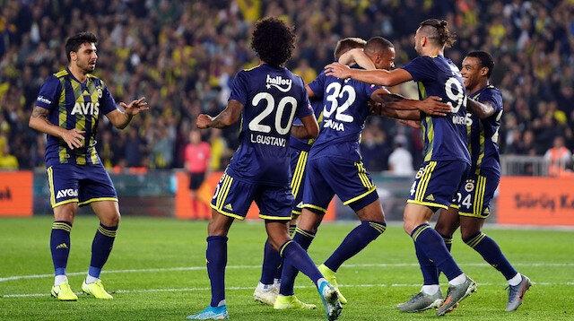 Fenerbahçe Türkiye Kupası'nda sahne alıyor