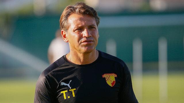 Göztepe'de Teknik Direktör Tamer Tuna ile yollar ayrıldı