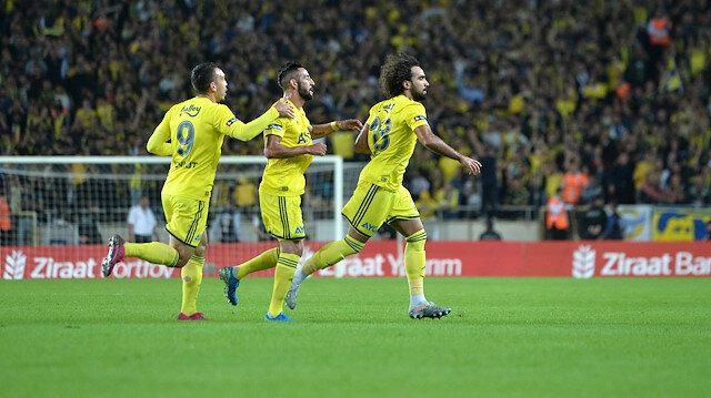 Tarsus İdman Yurdu-Fenerbahçe: 1-3