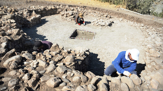Historical temple found in Turkey's Mardin