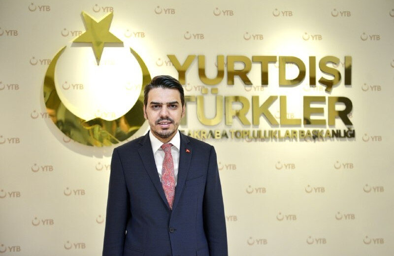 Yurtdışı Türkler ve Akraba Topluluklar (YTB) Başkanı Abdullah Eren
