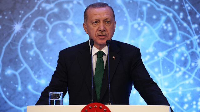 Cumhurbaşkanı Erdoğan: Yerlileşmeye gizli bir direniş var
