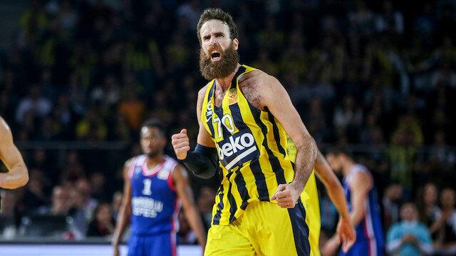 Gigi Datome EuroLeague'de son 10 yılın en iyileri arasında