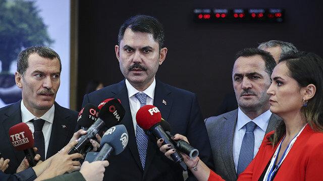 Bakan Kurum İstanbul Boğazı hakkında konuştu: Yetki zaten İBBde değil