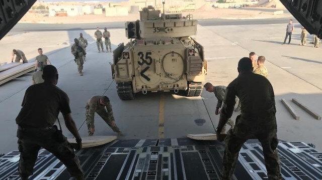 ABD ordusu Ayn El Arab'ta bombaladığı üslere geri döndü