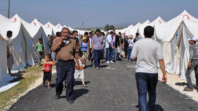 AB'den Türkiye'ye mülteciler için 663 milyon euro