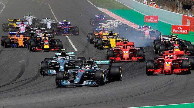 Hamilton'ın ABD'deki yarışta, Büyük Britanyalı sürücüye 8'incilik ve üstü bir derece de zirveyi garantilemesi için yeterli olacak.
