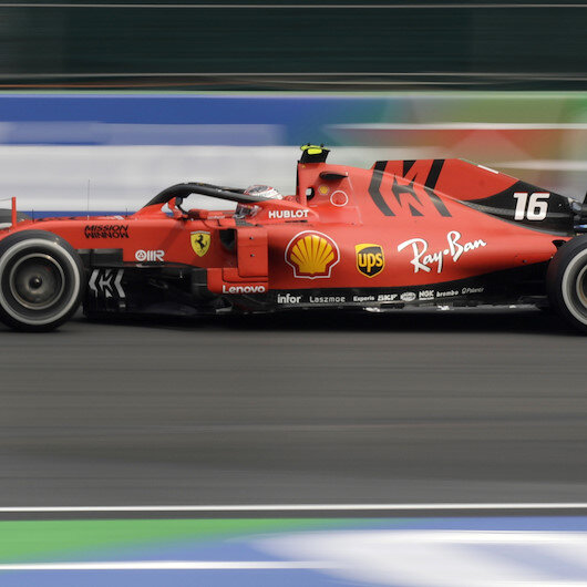 Formula 1 fever to continue in US this weekend