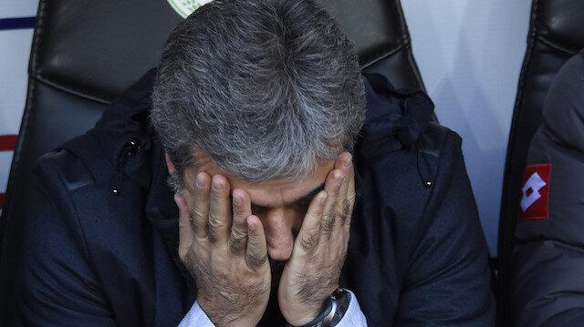 Aykut Kocaman yönetimindeki Konyaspor, 10 haftada 13 puan topladı.