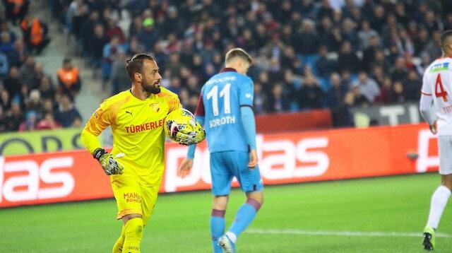 Trabzonspor-Göztepe: 0-1