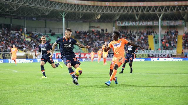 Aytemiz Alanyaspor - Medipol Başakşehir: 0-0