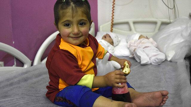 Terk edilen ikiz bebekler ile 2 yaşındaki kız, devlet korumasına alındı