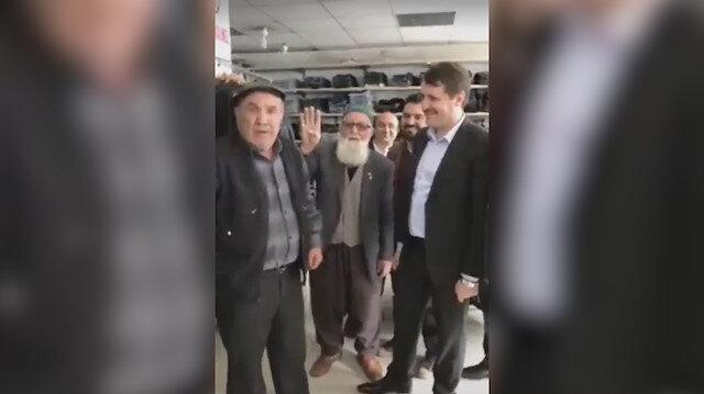 Mersinli amcadan tıklanma rekoru kıran 'Erdoğan' şiiri