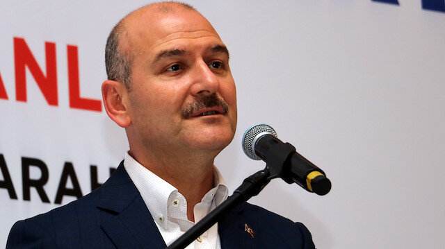 Interior Minister Süleyman Soylu