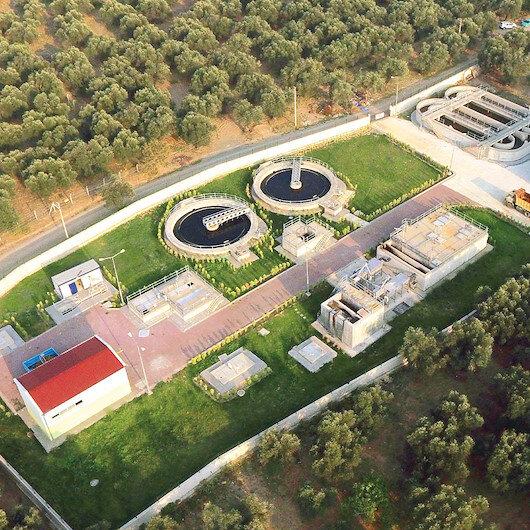 Havran'a çift yönlü altyapı yatırımı