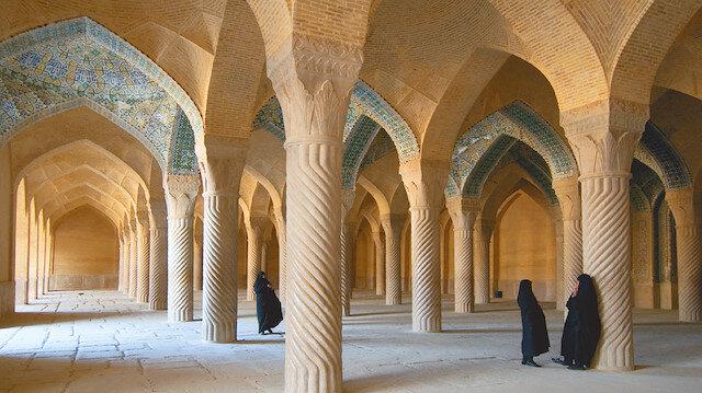 Şairlerin şehri Şiraz