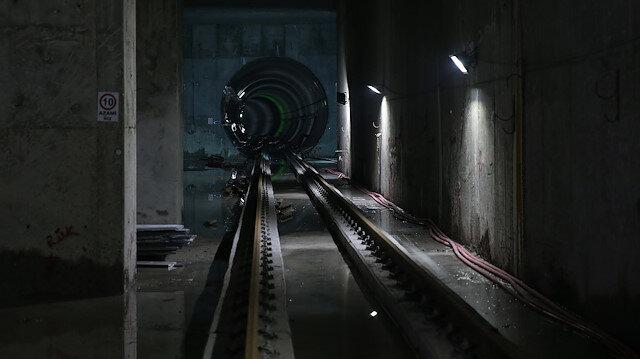 Kabataş-Mecidiyeköy-Mahmutbey Metrosunda sona yaklaşıldı: 6 Kasım Çarşamba günü tören düzenlenecek