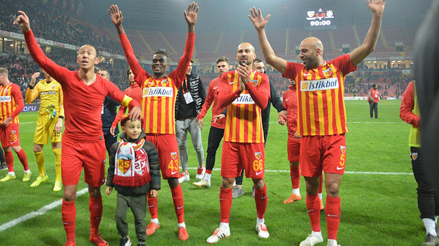 Kayserispor, bu sezonki ilk galibiyetini Fenerbahçe karşısında aldı.