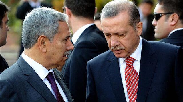 Cumhurbaşkanı Erdoğan'dan Arınç'a tepki: KHK ile ilgili 'facia' ifadesini kullanmasını esefle karşıladım